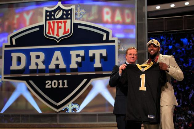 2012 NFL Mock Draft: 7-Round New Orleans Saints Predictions