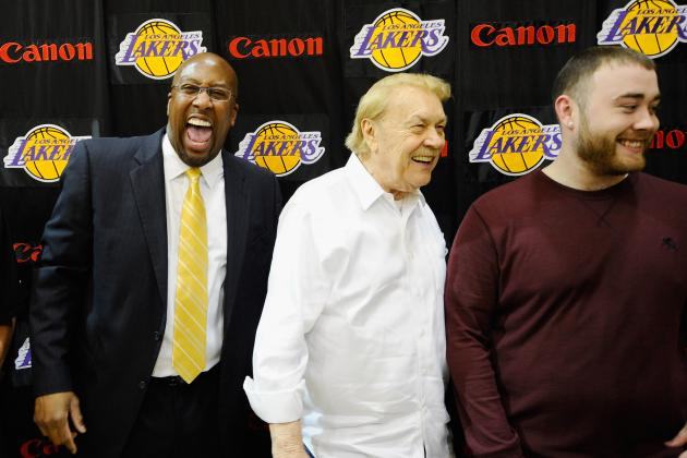 LA Lakers: Where Does Jerry Buss Rank Among the NBA's All-Time Great Owners?