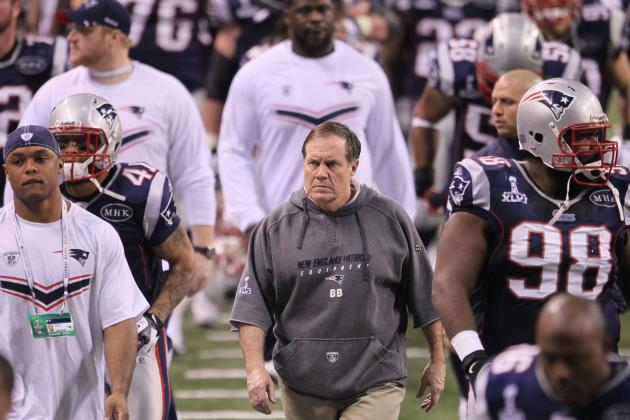 5 Glaring Weaknesses the New England Patriots Can Fix in the 2012 NFL Draft