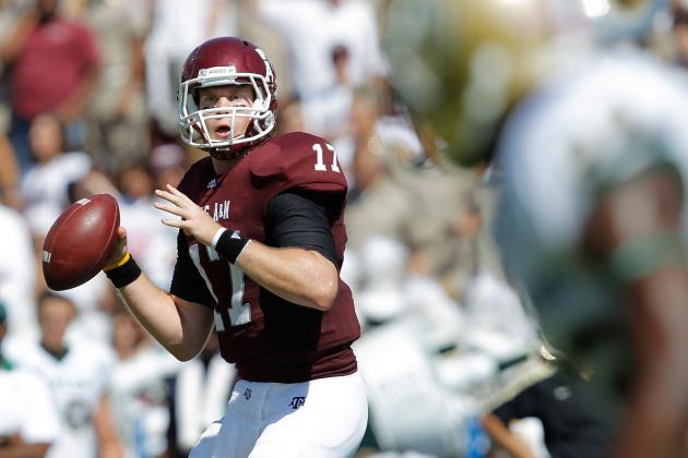 2012 NFL Mock Draft: Will Ryan Tannehill Go in Round One?