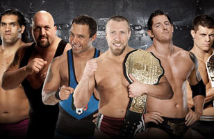 WWE Elimination Chamber 2012: Ranking the Smackdown! Chamber Participants