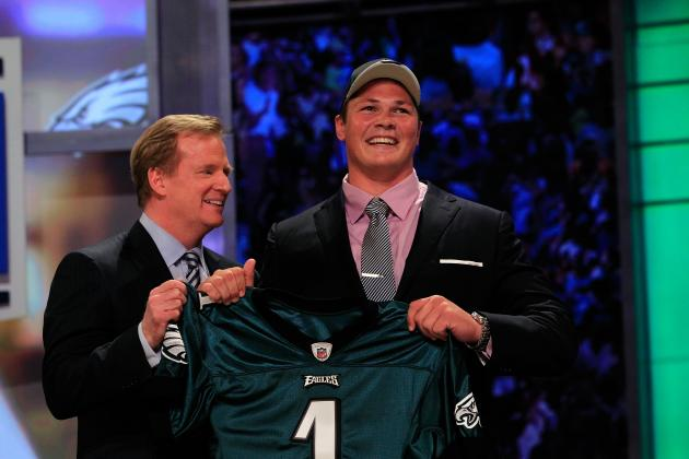 2012 NFL Mock Draft: Scouting the Philadelphia Eagles' Prospects for Every Pick