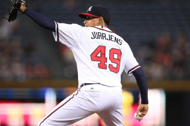 MLB Trade Scenarios: 5 Teams Who Should Pounce on Jair Jurrjens