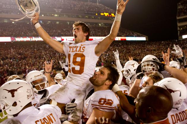 Texas Longhorns Football: Predicting 2012 Game by Game