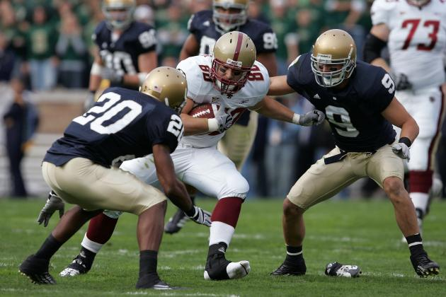 Notre Dame Football: Pre-Spring Opponent Preview: Boston College