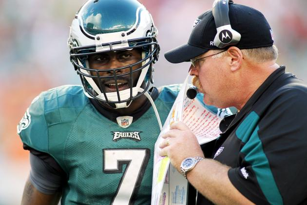 Michael Vick, Andy Reid and 7 QB-Coach Duos Most Dependent Upon Each Other