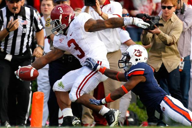 NFL Mock Draft 2012: Predicting Landing Spots for Top Running Backs in Draft