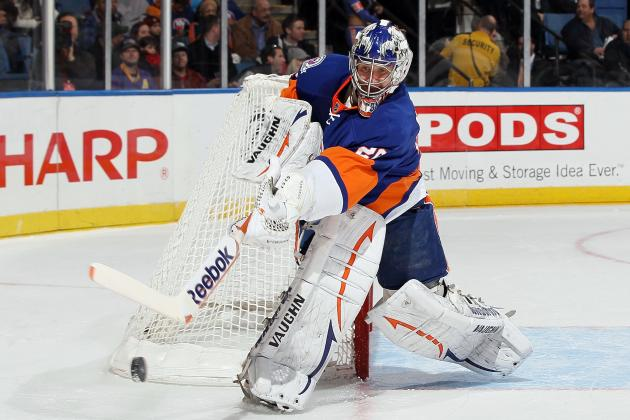 NHL Trade Speculation: 5 Possible Destinations for Evgeni Nabokov