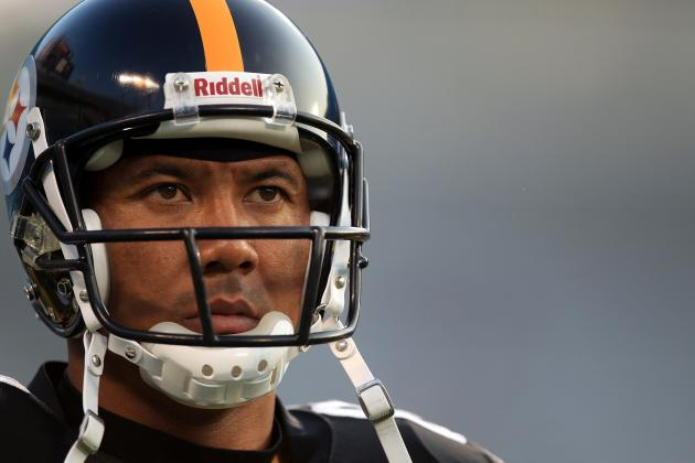 Hines Ward's 10 Possible Landing Spots If the Pittsburgh Steelers Release Him