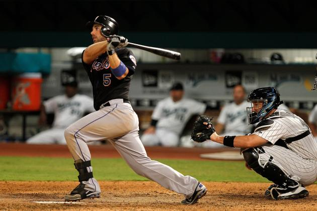 New York Mets: Potential 2012 Team MVPs