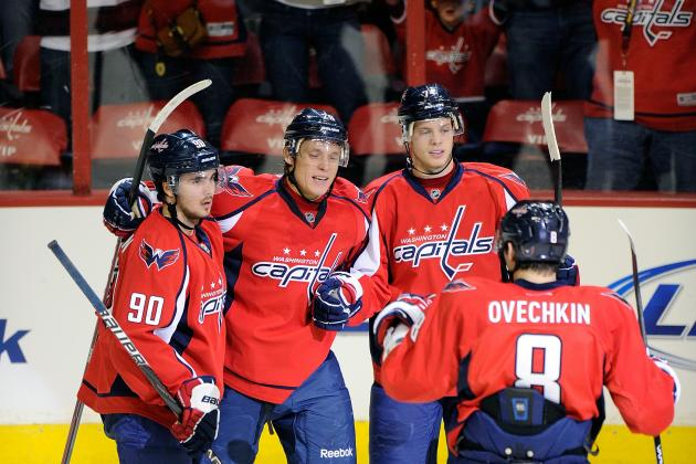 NHL Trade Speculation: 5 Names the Capitals Could Pursue to Ensure a Playoff Run