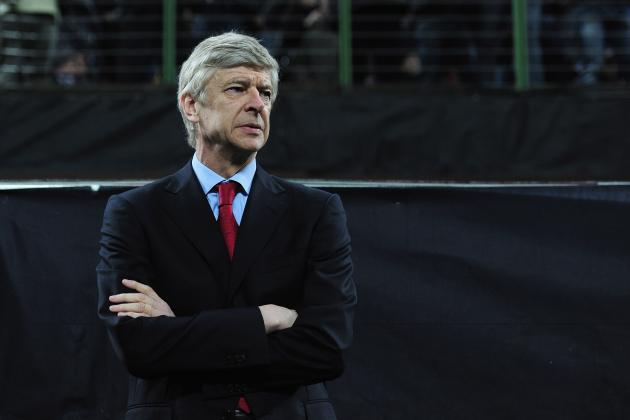 Arsenal FC: Arsene Wenger's Hilarious Meltdown Moments