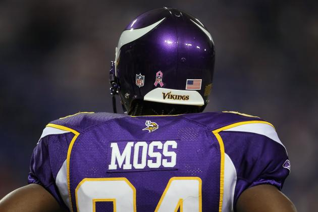 2012 NFL Free Agents: 5 Teams Randy Moss Would Thrive with