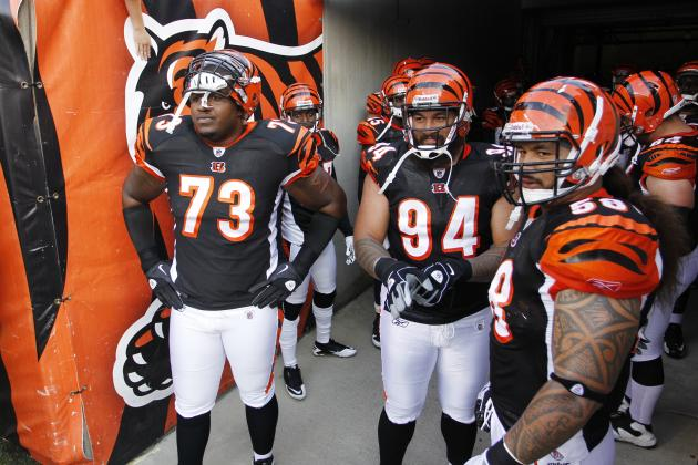 2012 NFL Mock Draft: Cincinnati Bengals Full 7-Round Mock Draft