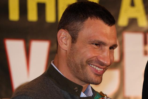 Klitschko vs. Chisora: 5 Reasons Klitschko Demolishes Chisora