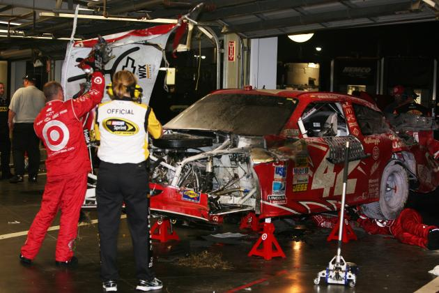 Daytona 500 2012: 10 Boldest Performances in the 'Great American Race'