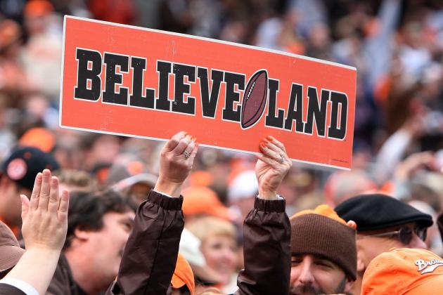 2012 NFL Mock Draft: Cleveland Browns Full 7-Round Mock Draft