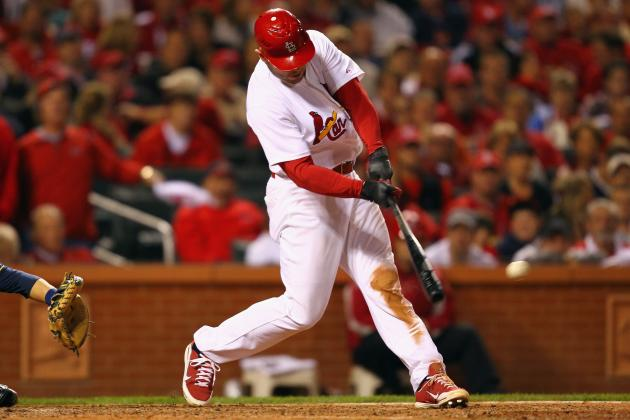 5 Projections for the 2012 St. Louis Cardinals Offense Without Pujols