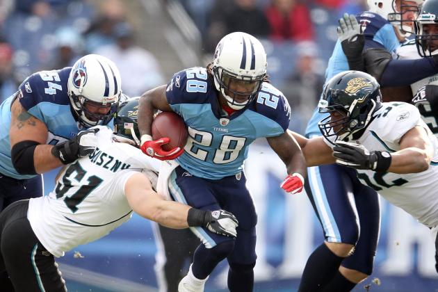 Top 6 Impact Players for the Tennessee Titans in 2012