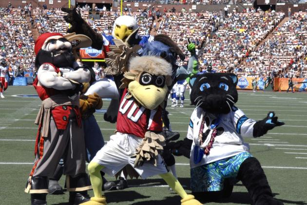 6 NFL Mascots That Need to Be Replaced