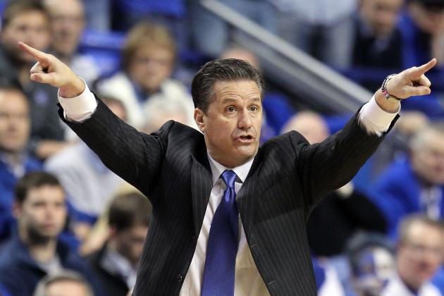 College Basketball: How Are the Top 25 Teams Faring in February?