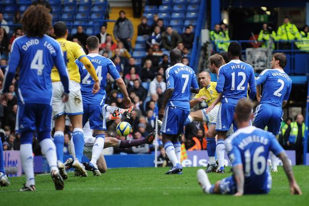 Chelsea FC: 5 Things We Learned from the 1-1 Draw with Birmingham City