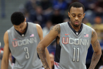 UConn Huskies: 5 Reasons Why UConn Is Sinking