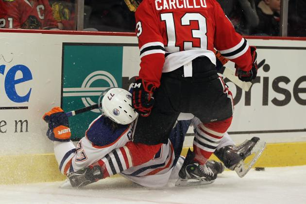 25 Dirtiest Hits in NHL History