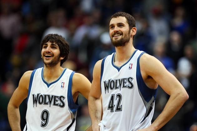 Minnesota Timberwolves: 5 Bold Predictions for Second Half of 2011-12 Season