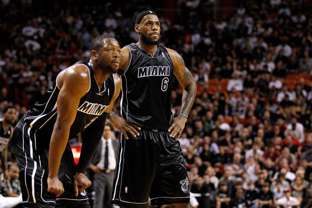 NBA Power Rankings 2012: All-Star Break Edition