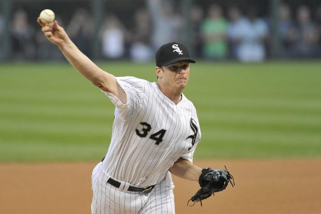 Chicago White Sox: Why Gavin Floyd Should Stay Put for the Time Being