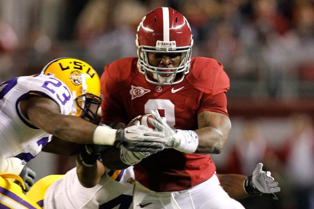2012 NFL Draft: Ranking the 50 Best Prospects