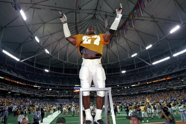 Tennessee Volunteers Football: 20 Best Defensive Players in School History
