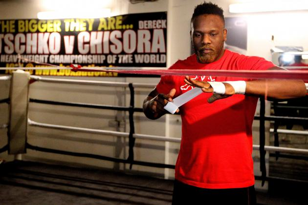 Klitschko vs. Chisora: Dereck Chisora & the Craziest Fighters in Boxing History