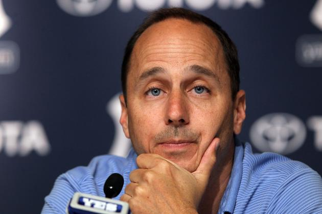 MLB Trade Scenarios: Will Your Team Be a Buyer or Seller at 2012 Deadline?