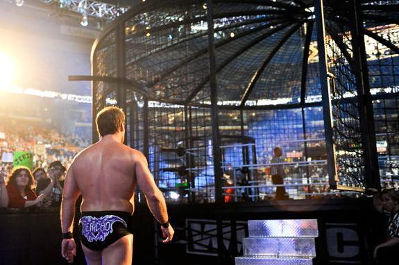 WWE Elimination Chamber 2012: Ranking Each of Chris Jericho's Chamber Matches