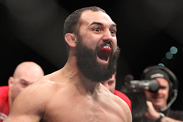 UFC on FOX 3 Breakdown: Josh Koscheck vs. Johny Hendricks