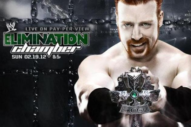 WWE Elimination Chamber 2012: 4 Predictions You Can Lock Up