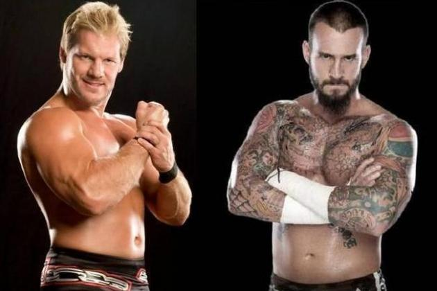 Chris Jericho vs. CM Punk: 10 Reasons WWE Elimination Chamber Match Will Be Epic