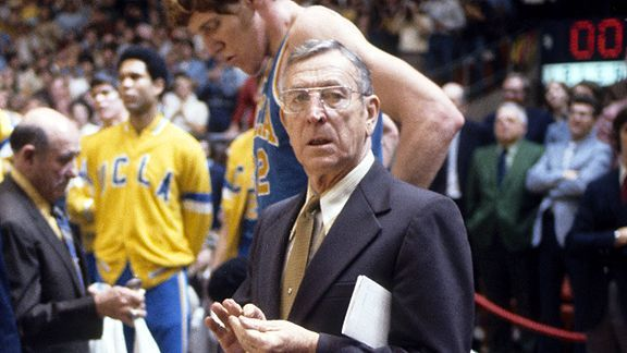 John Wooden: The Legendary UCLA Coach's Top 20 Quotes