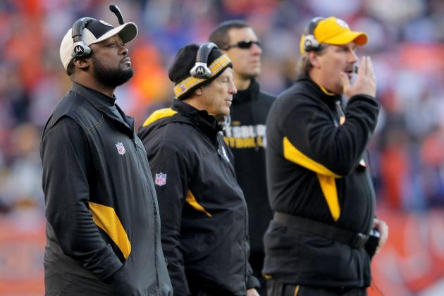 5 Changes the Pittsburgh Steelers' Overhauled Coaching Staff Will Make in 2012