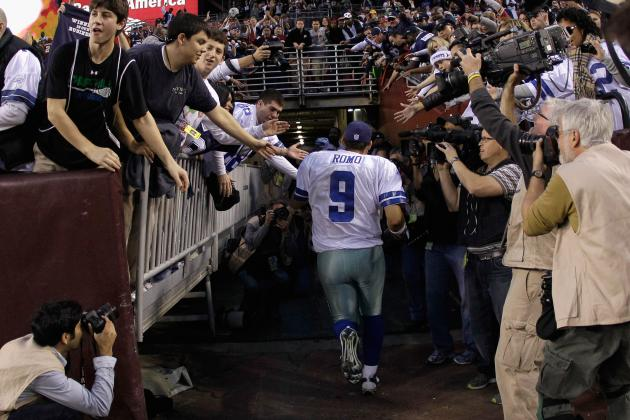 2012 Dallas Cowboys: Tony Romo and the 7 Most Underrated Dallas Cowboys