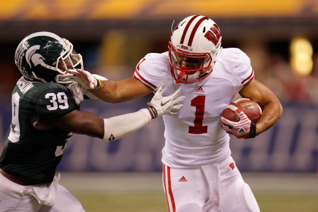NFL Draft 2012: 5 Players Who Can Replace Pittsburgh Steelers' WR Hines Ward