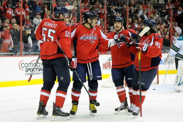 Washington Capitals: 3 Areas the Caps Need to Improve at the Trade Deadline