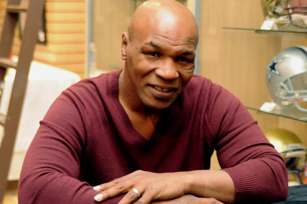 Mike Tyson: 10 Ways Boxing Star Has Real Respect in WWE