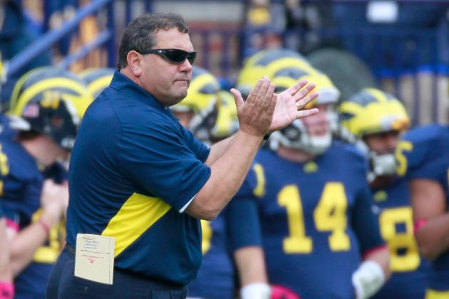 Michigan Football: 5 Studs That Will Step Up in 2012