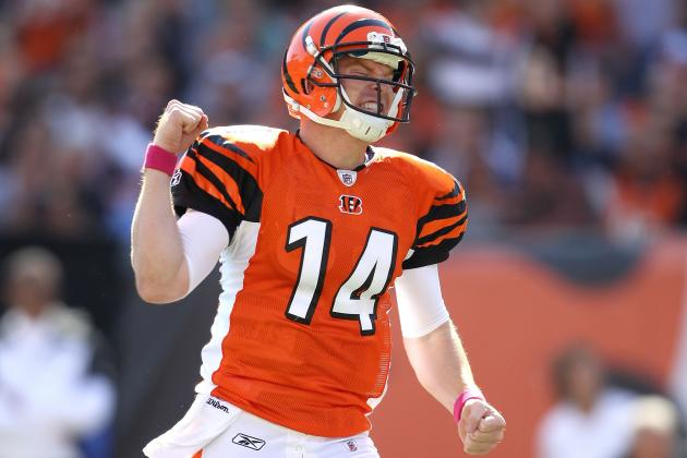 2012 NFL Draft: 5 Picks That Will Make Cincinnati Bengals QB Andy Dalton Smile