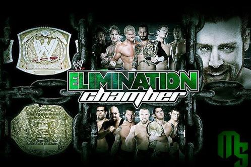 WWE Elimination Chamber 2012: The 15 Weirdest Moments of the Night