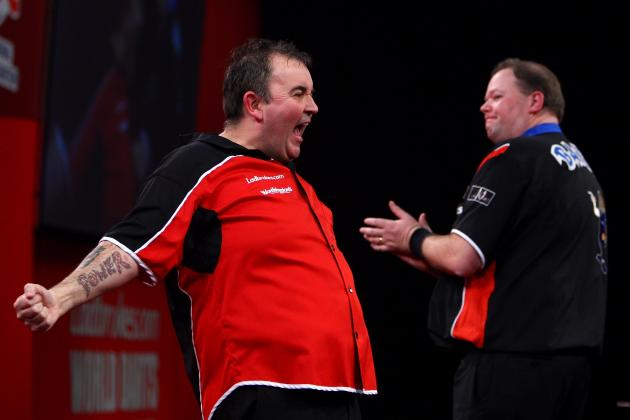 2012 Darts: Premier League Week 3 Preview