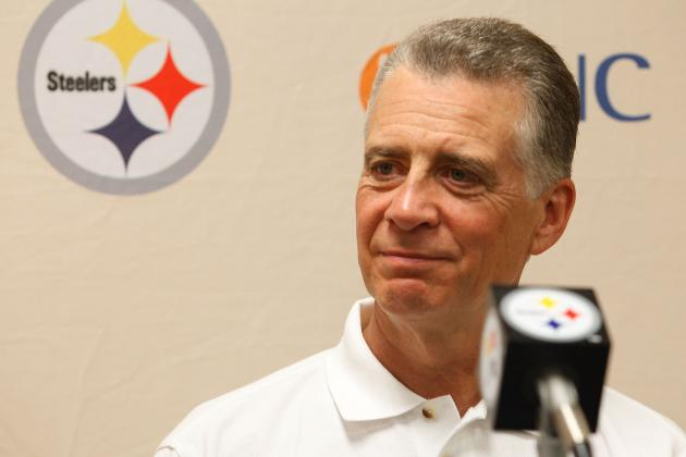 Pittsburgh Steelers 2012 Mock Draft: 7-Round Predictions